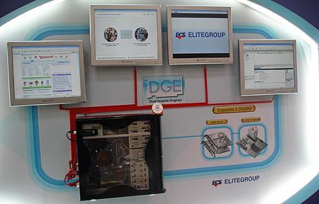 PCI Express en AGP tegelijkertijd in werking 2