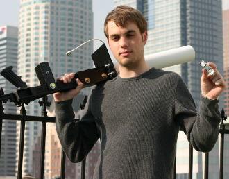 Gebruiker BlueSniper Rifle
