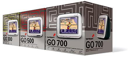 TomTom Go -range