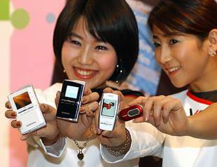 Samsung mp3-spelers