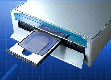 Sony Blu-ray recorder