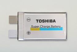 Toshiba-accu