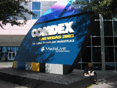 Comdex 2003