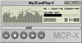 Mp3CoolPlay-X 3.5 screenshot