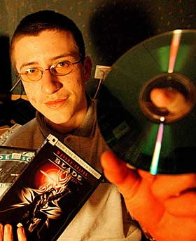 Jon Johansen met DVD