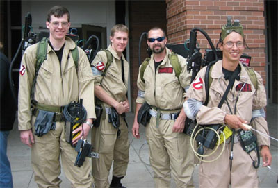 Ghostbusters IRL