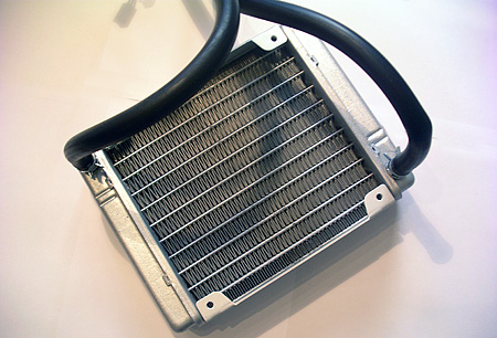 Aquagate Mini R120 radiator