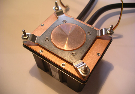 Installatie Cooler Master Aquagate Mini R120, stap 1