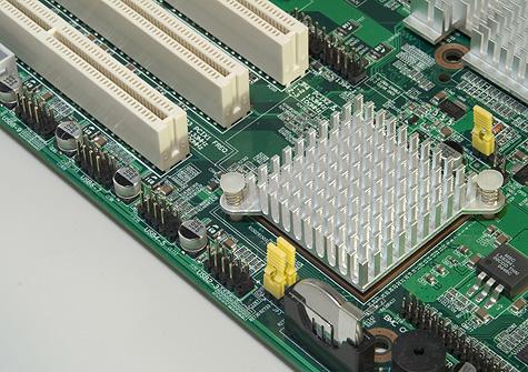 Iwill DK8ES AMD-8131-chipset en USB 2.0 headers