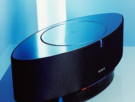 Sony NAS-CZ1 netwerkstereo