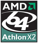 AMD Athlon 64 X2 logo (medium)
