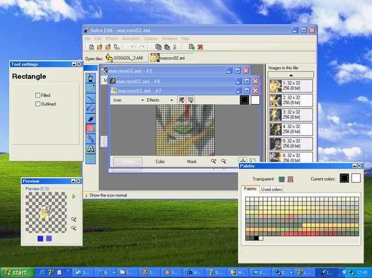 SnIco Edit screenshot (resized)