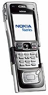 Nokia N91 smartphone met harddisk (verkleind)