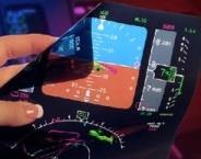 Flexibel beeldscherm met nanotechnologie