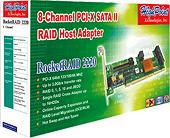 HighPoint RocketRAID 2200 boxshot (klein)