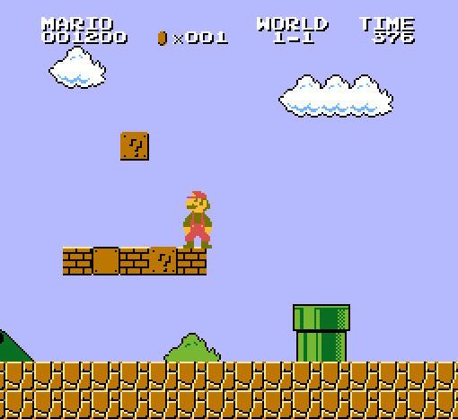 Mario Bros screenshot