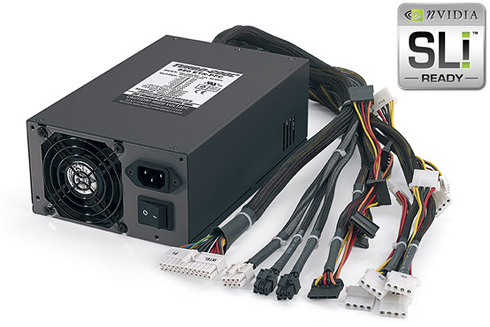 PC Power & Cooling Turbo-Cool 850SSI voeding