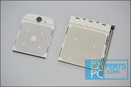 AMD Socket S1 naast Socket M2
