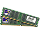 512MB PC4300 DDR2, CL4 (TwinMos)