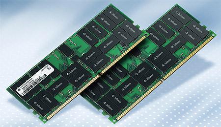 Infineon 8GB DDR2-module