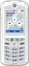 Motorola E790 iTunes-foon