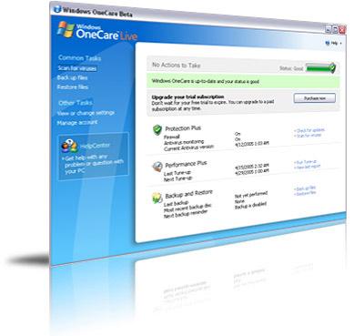 Windows OneCare