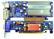 Albatron PCI Express-bridge voor AGP-kaarten