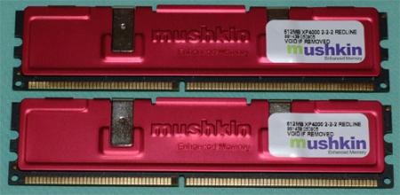 Mushkin Redline XP4000