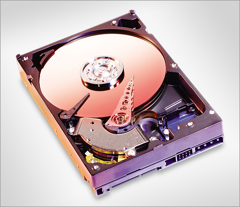 Western Digital Caviar SE16 SATA II-disk (groot, niet vrij)