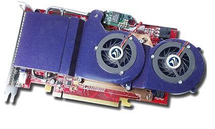Sapphire Radeon X850 XT Platinum Edition Blizzard