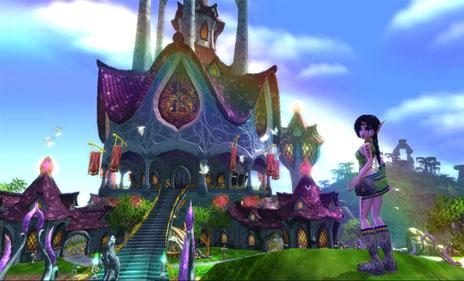Screenshot Xbox 360: Kameo