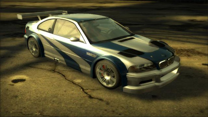 Screenshot Playstation 3: Need For Speed Most Wanted