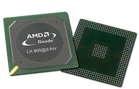 AMD Geode LX 800@0.90W