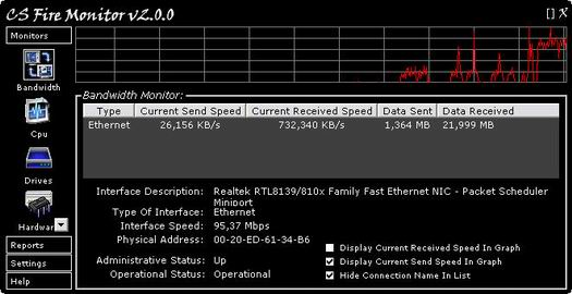 CS Fire Monitor 2.0.0`screenshot (resized)