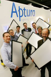 Philips Aptura lcd-backlightschermen
