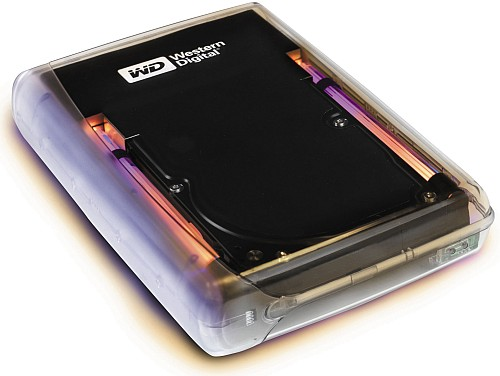 Western Digital 320GB Extreme Lighted Combo Drive