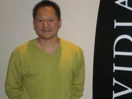 nVidia-CEO Huang Jen-hsun