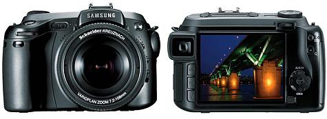Samsung Pro815 digitale camera