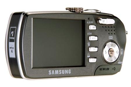 Digimax V800 (achterkant)