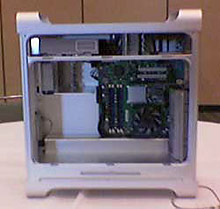 Apple Developer Transition Kit (Apple Intel-systeem)