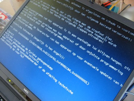 BSoD Windows XP