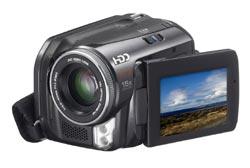 JVC harddisk camcorder JVC GZ-MG50