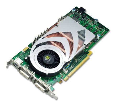 nVidia GeForce 7800 GTX