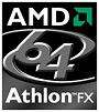 AMD Athlon 64 FX logo