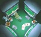 PC's playing poker