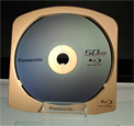 50GB Blu-Ray disk