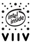 Oude Intel VIIV-logo