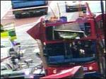 Foto explosie Londense bus