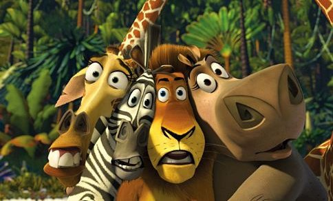 Disney-film Madagascar