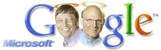 Google, Gates & Ballmer